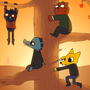 Night in The Woods by Jellymoon