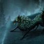 Lightning Wolf by JuanPabloSenia