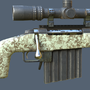 CheyTac M300 (McMillan stock) by LeFrenchBaguette