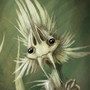 Star-faced squeaker. by Kayas-Kosmos