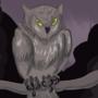 Revolve owl by KloudKat