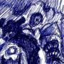 Eldrich Monster #1 by AbissLake