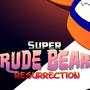 Super Rude Bear by MysticSkillz