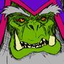 Gul'dan colored - Warcraft