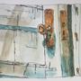 Door - Watercolor by OVCharlie
