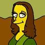 Mona Lisa (Simpsons style) by VitorRafaelLealCarva