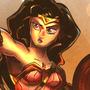 Wonder Woman by geogant