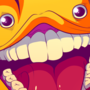 Scary Man (Emoji Movie Edition) by Rikert