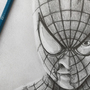 Portrait Practice (Spider-Man) by Enjoyyourlife8