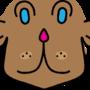 A cutie dog. by Via-Gamez