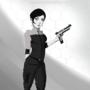 Character Design - Cyberpunk by MYLichtbringer
