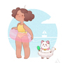 Bee & Puppycat by Jellymoon