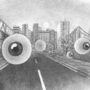 City of Eyeballs by Remousamavi