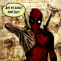 Deadpool meets Da Vinci by Paradorf
