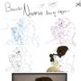 Beautiful Nightmare - Progress Sheet by Runrunmuffin
