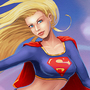 Supergirl Fan Art by ArtbyGalen