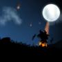 Meteor Shower by atticusthebum