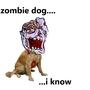zombie dog by joeberto