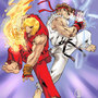 RYU AND KEN by ts3ts3