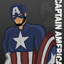 Captain America by RandomFilms