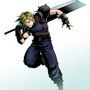 Cloud Strife-Resolve by arvalis