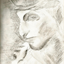 Face Sketch by PungentGallery