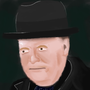 Winston Churchill Remade by PungentGallery