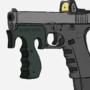 Glock AOW by RoostahFari