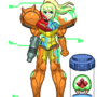 23 Samus Aran (animated) by ScepterDPinoy