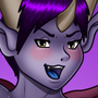 Malvas the Demon by Evil-Rick