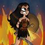 Wonder Woman by SSArt