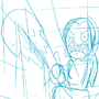 Playing With Portals WIP by JoshtronautArt