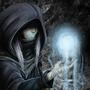 Coldsnap Sorcerer by henlp
