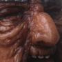 """Face Study """"Sensei"""" by b0em"""