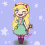 Chibi Star Butterfly