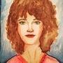 Annie Mac (My favourite DJ) by RossMoonpig