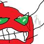 worst demon face ever by thycketisugly