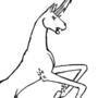 unicorn by RoseredTiger