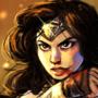 Wonder Woman by Blue-Hat-Creature