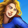 Supergirl by Blue-Hat-Creature