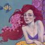 WIP - Ariel Klimt by Sarahvv