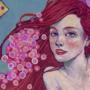 Ariel - Klimt Style Swap by Sarahvv