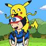 Pokemon Time by JustJaker