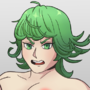 Tatsumaki by moonieagent