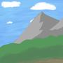 mountain by Jombloxx1