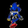 Metal Sonic (Unoriginal) by ZoroarkX