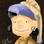 Lucy with Pearl Earring by Hobbitman1636