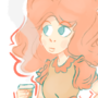 coffee girl by Reggus