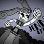 Retro Jenny XJ9 by DrSketchDoodles