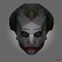 Polygonal Joker by HangoversCreations
